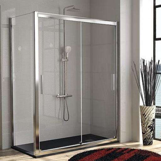 Consejos para limpiar bien tu mampara de ba o solo mamparas - Como limpiar la mampara de la ducha ...