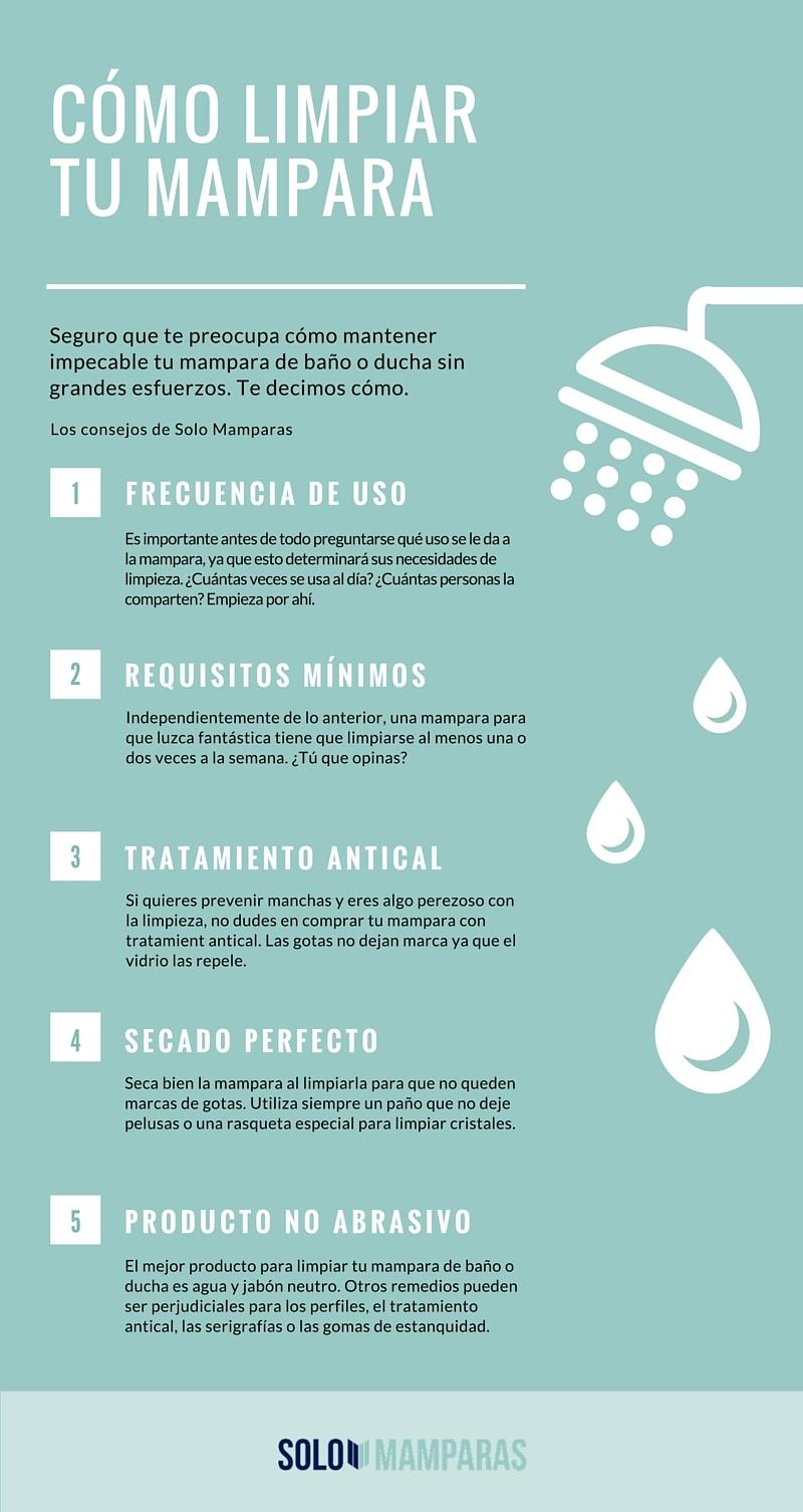 Como limpiar la cal de la ducha trendy limpiar el bao with como limpiar la cal de la ducha - Limpiar mampara ...