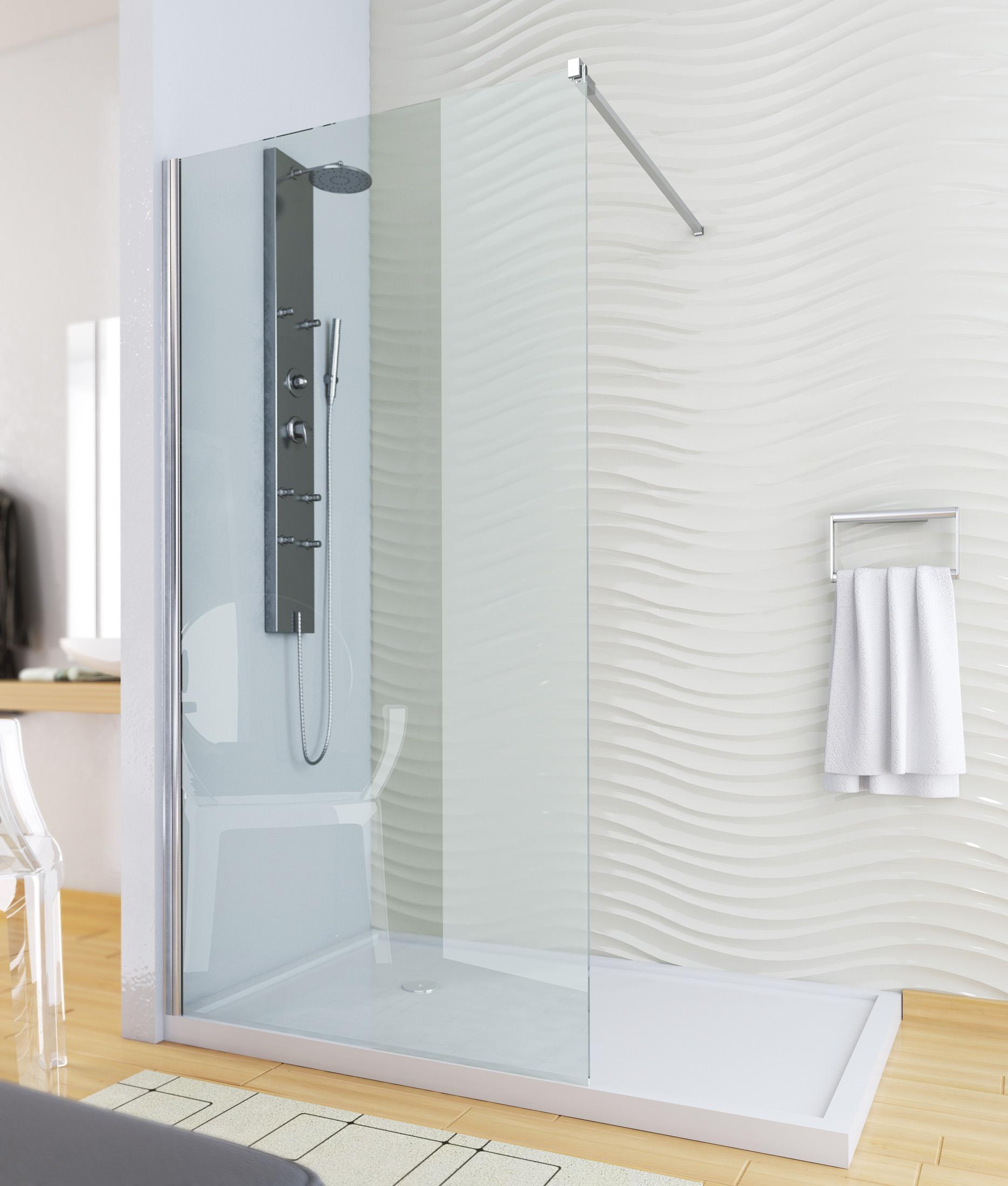 Todos los tipos de apertura de mamparas de ba o solo mamparas - Vidrios para duchas ...