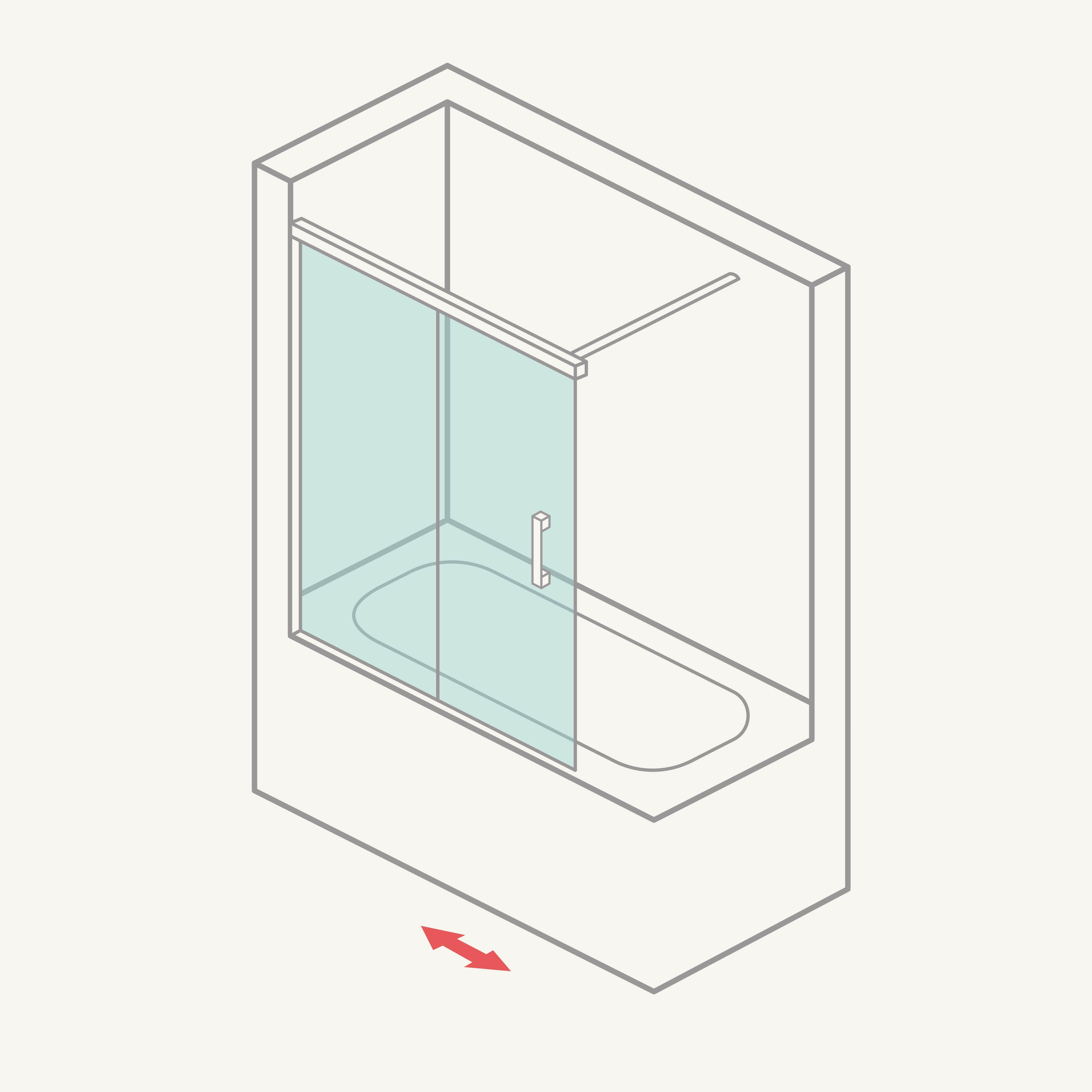 Sincierre(1fija+1corredera)