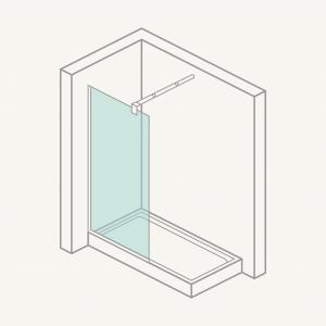 Mamparadeducha:panelfijo