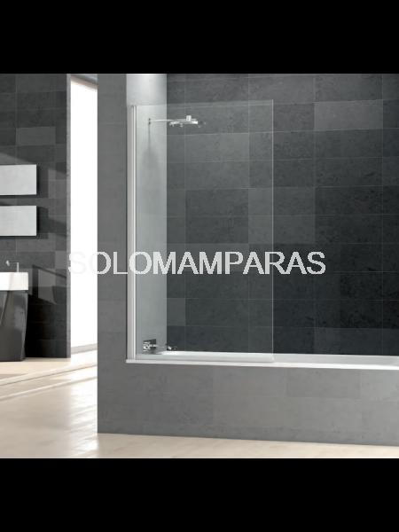 Mampara de bañera Prisma Sport -Deyban- (1 hoja abatible) 6 mm CON ANTICAL