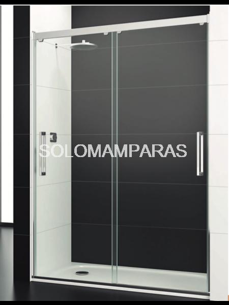 Mampara de ducha Ginebra -Deyban- (2 puertas correderas) antical