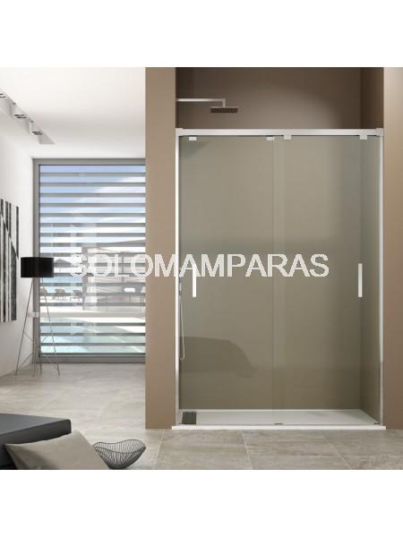 Mampara de ducha By Pass de GME - 2 hojas correderas (antical)
