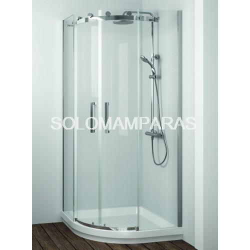 Como limpiar una mampara de bao awesome simple beautiful com anuncios de mamparas enrollables - Como limpiar la mampara de la ducha ...