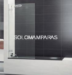 Mampara de bañera Selecta Sport -Deyban- 8 mm (antical)