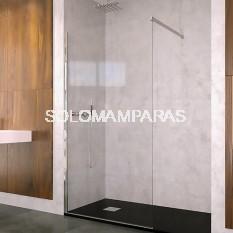 Mampara de ducha ST Mindanao -Doccia - fijo de 8 mm