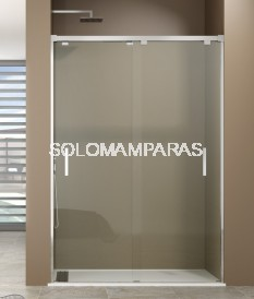 Mampara de ducha By Pass -GME- 2 correderas