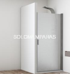 Mampara de ducha abatible Roo -Hidroglass- 6 mm