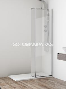 Mampara fija de ducha Alei -Hidroglass- 6 mm