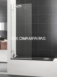 Mampara de bañera Selecta Sport -Deyban- 8 mm  de 85cm (antical)