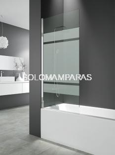 Hoja de bañera Open -GME- serigrafía Frost Plus 85 cm