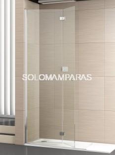 Mampara de ducha plegable Palau Sport -Deyban- (antical)