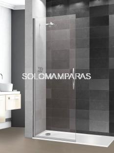 Mampara de ducha abatible Perú -Deyban- (antical) DE 85CM