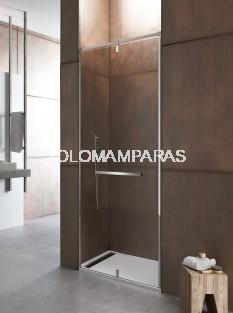 Mampara de ducha Giro 360º -GME- (1 puerta giratoria) 6 mm