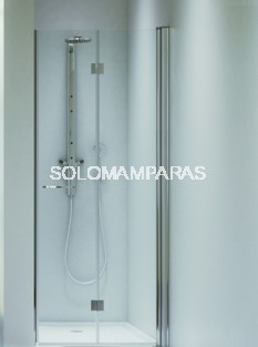 Mampara de ducha plegable Obi -Hidroglass- 6 mm