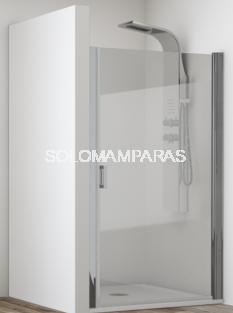 Mampara de ducha abatible Roo 6 mm