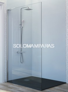 Fijo de ducha Mampara -Kassandra- Fresh (FR703) (antical Easy Clean)