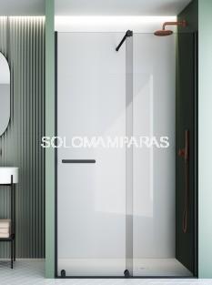 Mampara de ducha Vanity (VY-210) - PROFILTEK - fijo y corredera, 8mm