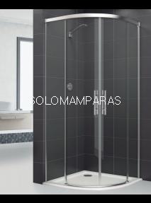 Mampara de ducha -Deyban- curva Elba Extra (antical)