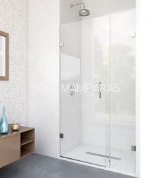 Mampara de ducha ST Casablanca - Doccia- 1 fija + 1 abatible