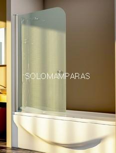 Hoja de bañera Idhra -Hidroglass- (1 hoja abatible) 6 mm