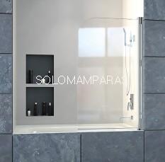 Mampara de bañera ST Bombay -Doccia- 1 abatible