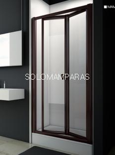 Mampara de ducha plegable Yaguas -Hidroglass- (vidrio)