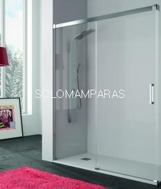 Frontal de ducha mampara Sugar, 1 fija+ 1 corredera (SU102) de Kassandra
