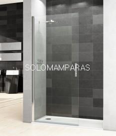 Mampara de ducha Prisma Sport -Deyban- (1 puerta abatible) 6 mm