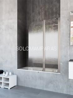 Mampara de bañera ST Nagoya-Doccia- 1 fijo + 1 abatible