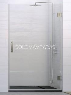 Mampara de ducha abatible Diala 6 y 8 mm