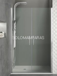 Mampara de ducha GME, Open 2 puerta abatibles (COMBI I)