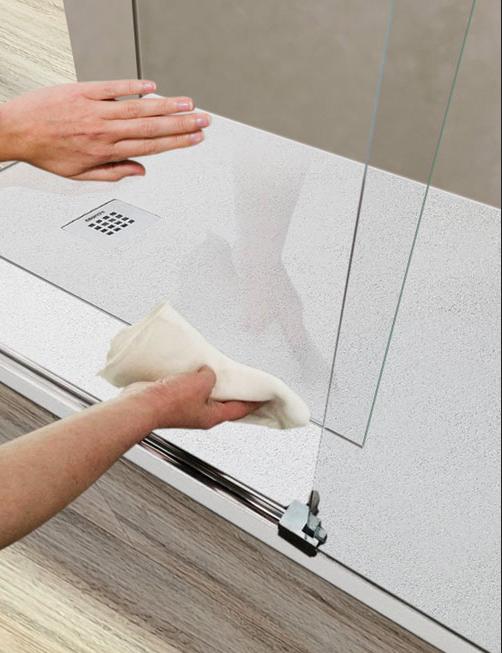 Productos Para Limpiar Mamparas De Ducha.Como Eliminar La Cal De La Mampara De La Ducha 3 Tips