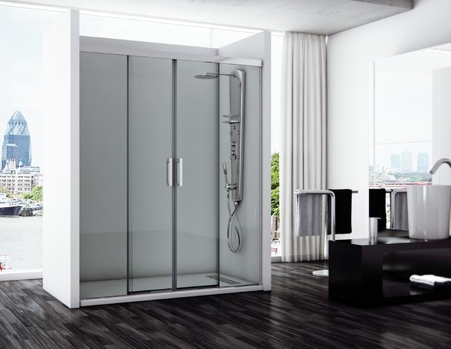 Comprar mamparas de ducha online es fácil con SoloMamparas