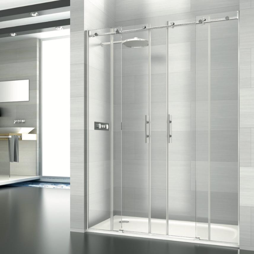 Frontal de ducha Saina de cuatro puertas