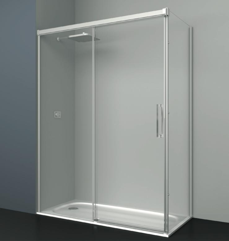 Mampara de ducha Albaicín, una línea exclusiva de Deyban