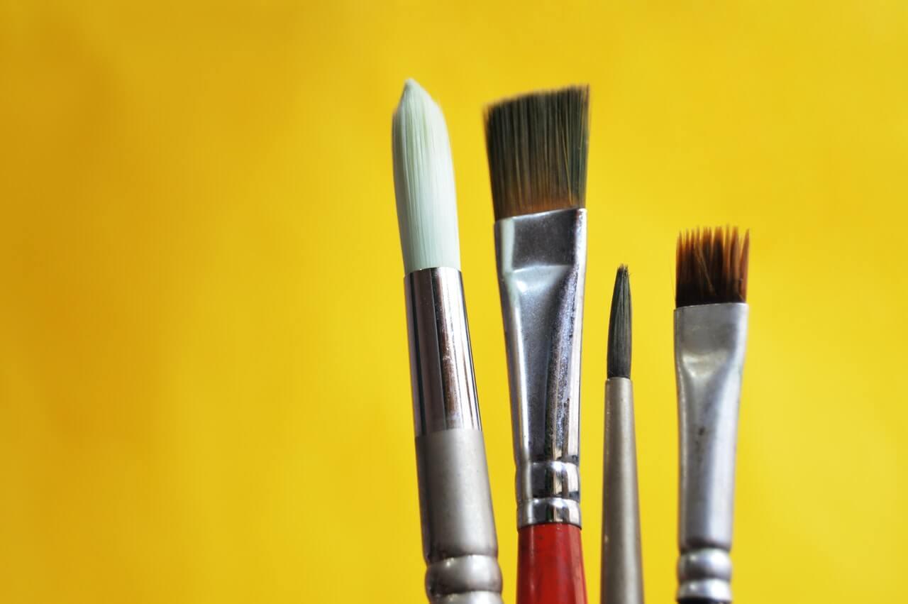 Cómo pintar la mampara de baño: ideas para un resultado espectacular